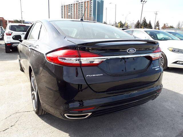2017 ford fusion titanium awd remote start nav heated. Black Bedroom Furniture Sets. Home Design Ideas