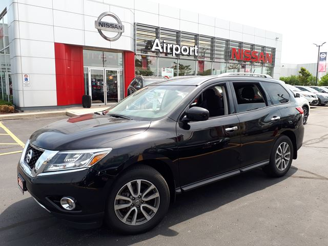 2014 NISSAN Pathfinder SV LOADED,ALLOY,PW,PL,ABS,BLUETOOTH in Brampton, Ontario