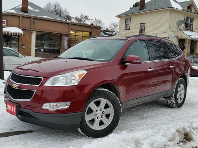 2011 CHEVROLET TRAVERSE 1LT FWD in St Catharines, Ontario