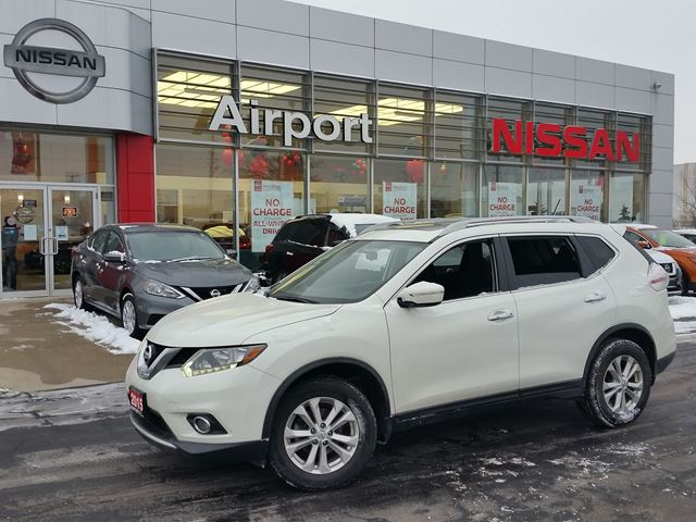 2015 NISSAN Rogue SV LOADED,ALLOY,ROOF,PW,PL in Brampton, Ontario