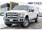 2016 Ford F-250 Lariat - FORD CERTIFIED WITH RATES FROM 1.9%APR in Bolton, Ontario