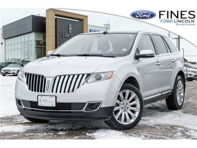 2014 LINCOLN MKX LINCOLN CERTIFIED WITH RATES FROM 0.9% APR in Bolton, Ontario