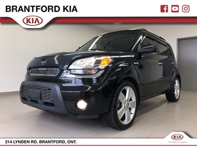 2011 KIA SOUL 4u   Sunroof in Brantford, Ontario