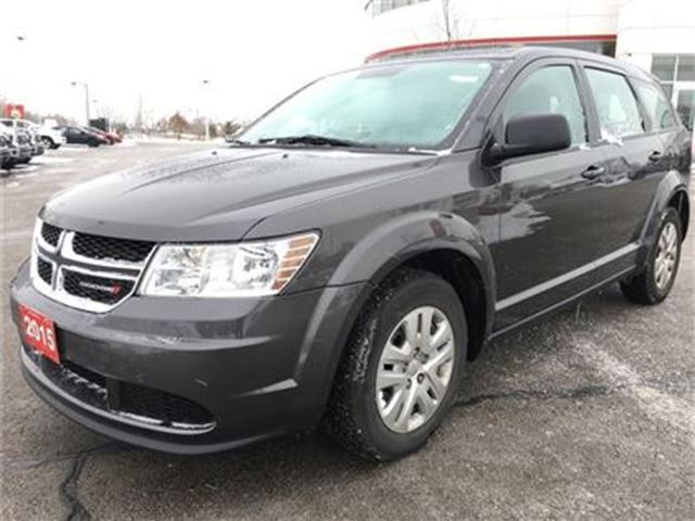 2015 Dodge Journey SE PLUS / CVP - CERTIFIED / WINTER TIRES INCLUDED in Stouffville, Ontario