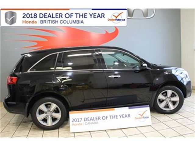 2012 ACURA MDX Touring in Vernon, British Columbia