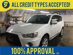 2011 Mitsubishi Outlander GT S-AWC*NAVIGATION*POWER SUNROOF**LEATHER*REAR DV in Cambridge, Ontario