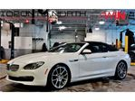 2012 BMW 6 Series i 650i NO ACCIDENT(A8) in North York, Ontario