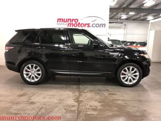 2014 LAND ROVER RANGE ROVER Sport V6 HSE Panoramic Navigation Low Kms Warranty in St George Brant, Ontario