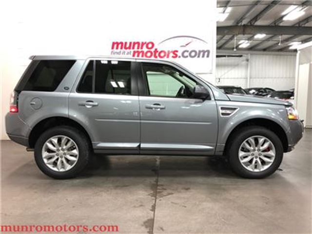 2014 LAND ROVER LR2 Panoramic Parking Sensors Leather Low KMS in St George Brant, Ontario