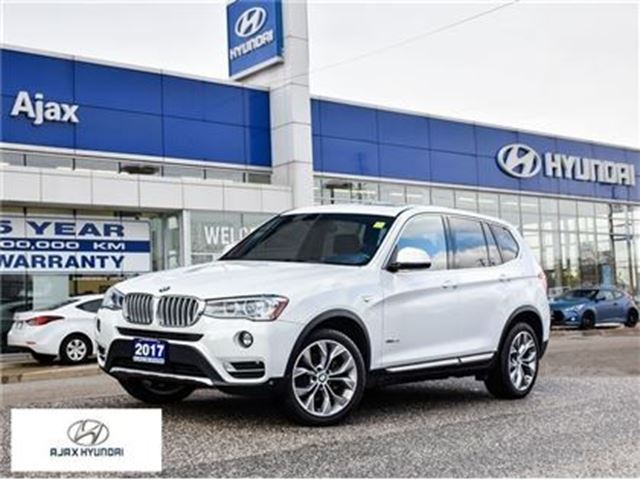 2017 BMW X3 xDrive28i in Ajax, Ontario