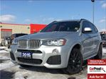 2015 BMW X3 XDRIVE28i**SUNROOF**NAVIGATION**BACK UP CAMERA** in Mississauga, Ontario