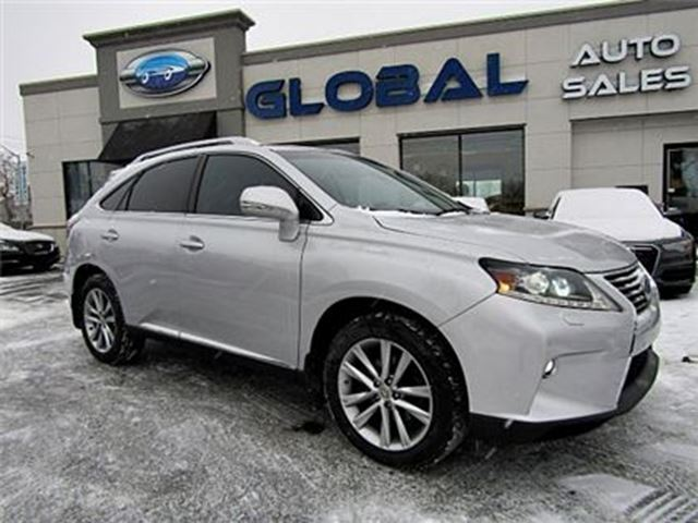 2015 LEXUS RX 350 AWD SPORTDESIGN LEATHER NAVIGATION in Ottawa, Ontario