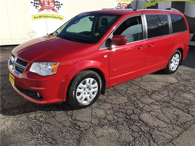 2014 DODGE GRAND CARAVAN 30th Anniversary in Burlington, Ontario