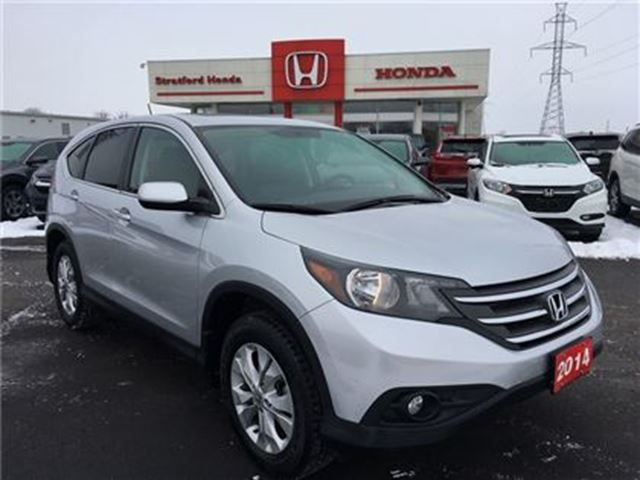 2014 HONDA CR-V EX Low Kilometers !!! in Stratford, Ontario