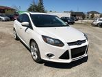 2012 Ford Focus HEATED LEATHER SEATS/CAMERA/SUNROOF/ALLOY in Milton, Ontario