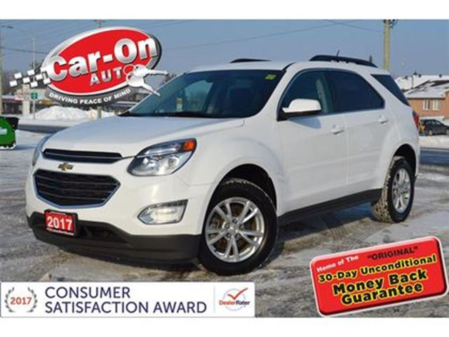 2017 chevrolet equinox 1lt heated seats rear cam alloys. Black Bedroom Furniture Sets. Home Design Ideas