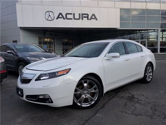 2014 ACURA TL ELITE   2.9%   ONLY64000KMS   273HP   NAVI in Burlington, Ontario