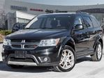 2013 Dodge Journey CREW, TRADE IN ONE OWNER in Mississauga, Ontario