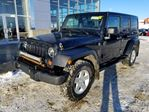2012 Jeep Wrangler Unlimited Sahara in Peace River, Alberta
