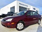 2007 Ford Focus SE 4dr Sedan in Peace River, Alberta