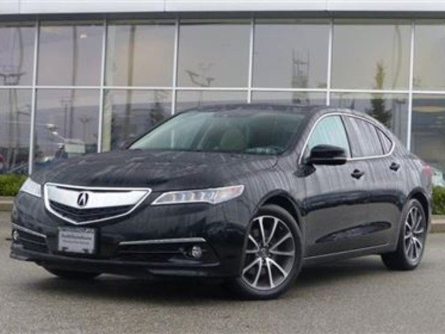 2016 ACURA TLX 3.5L SH-AWD w/Elite Pkg *Fully Loaded* in North Vancouver, British Columbia