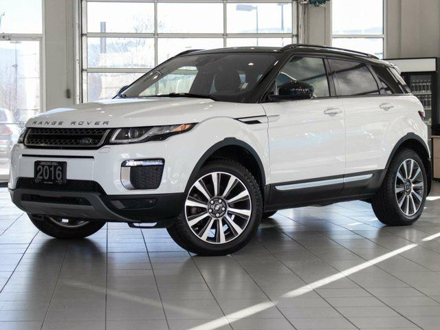 2016 LAND ROVER RANGE ROVER EVOQUE HSE in Kelowna, British Columbia