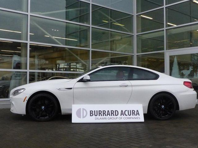2014 BMW 6 SERIES xDrive Coupe M Sport in Vancouver, British Columbia