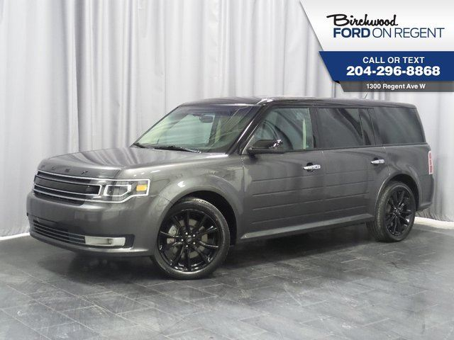 2017 FORD FLEX Limited AWD*Leather/Sky Roof/Naviagtion* in Winnipeg, Manitoba