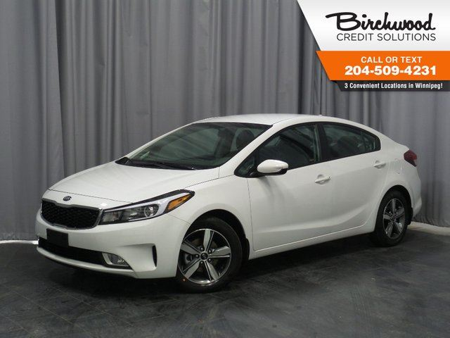 2018 KIA Forte LX in Winnipeg, Manitoba