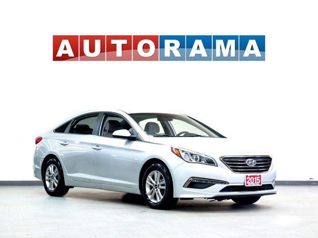 2015 HYUNDAI Sonata BACKUP CAMERA BLUETOOTH in North York, Ontario