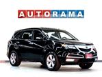 2011 Acura MDX TECH PKG NAVIGATION LEATHER SUNROOF 4WD 7 PASS in North York, Ontario