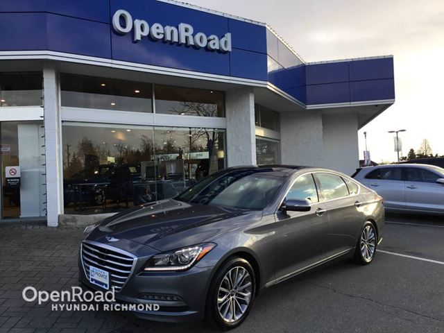 2015 HYUNDAI GENESIS Luxury- FINANCE AS LOW AS 1.9% in Richmond, British Columbia