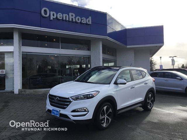 2017 HYUNDAI TUCSON SE- FINANCE AS LOW AS 1.9% in Richmond, British Columbia