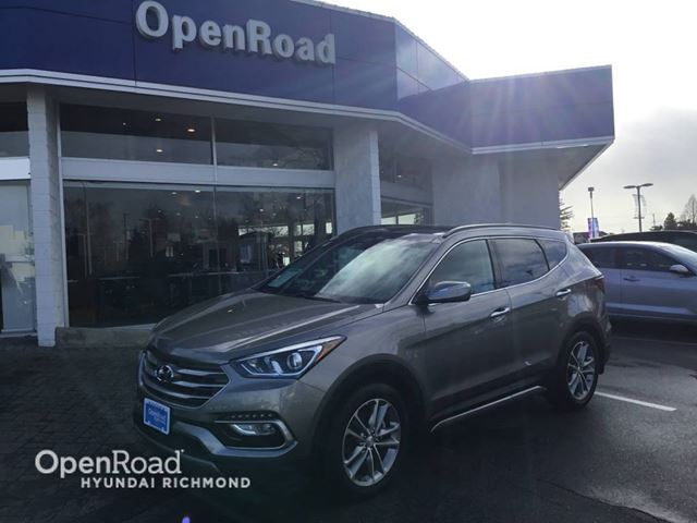 2017 HYUNDAI SANTA FE Limited- FINANCE AS LOW AS 1.9% in Richmond, British Columbia