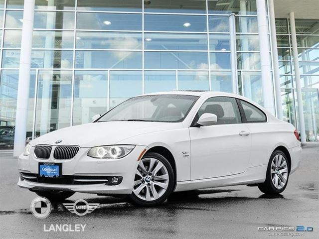2012 BMW 3 SERIES 328 i xDrive Coupe in Langley, British Columbia