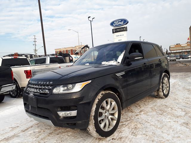 2016 Land Rover Range Rover Sport Td6 HSE in Richmond Hill, Ontario