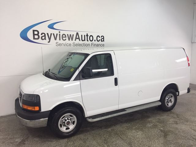 2016 GMC Savana 2500 - 4.8L! A/C! CRUISE! LOW KM'S! CRUISE! in Belleville, Ontario