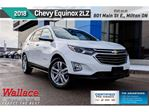 2018 Chevrolet Equinox Premier w/2LZ/LOADED/AWD/NAV/SUNRF/HTD CLD SEATS in Milton, Ontario