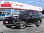 2016 Toyota RAV4 Limited One Owner, No Accidents, Toyota Serviced in London, Ontario