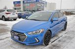 2017 Hyundai Elantra Limited Limited | NAVIGATION | SUNROOF | LEATHER in Milton, Ontario