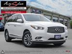 2013 Infiniti JX AWD ONLY 75K! **TECHNOLOGY PKG** CLEAN CARPROOF in Scarborough, Ontario