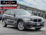 2014 BMW X1 xDrive28i AWD ONLY 80K! **CLEAN CARPROOF** PREMIUM PKG in Scarborough, Ontario