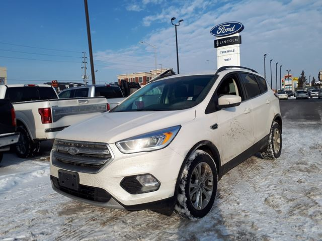 2017 Ford Escape SE in Richmond Hill, Ontario