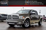 2012 Dodge RAM 1500 Laramie Longhorn 4x4 Navi Sunroof Backup Cam Bluetooth R-Start Leather 20Alloy Rims in Bolton, Ontario
