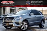 2015 Mercedes-Benz M-Class 350 BlueTEC 4Matic Driver Assistance Pkg H/K Audio in Thornhill, Ontario