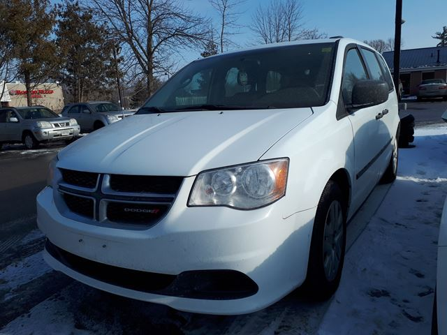 2016 Dodge Grand Caravan Canada Value Package in Keswick, Ontario