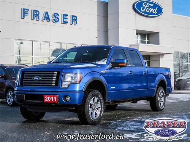 2011 FORD F-150 FX4 in Cobourg, Ontario