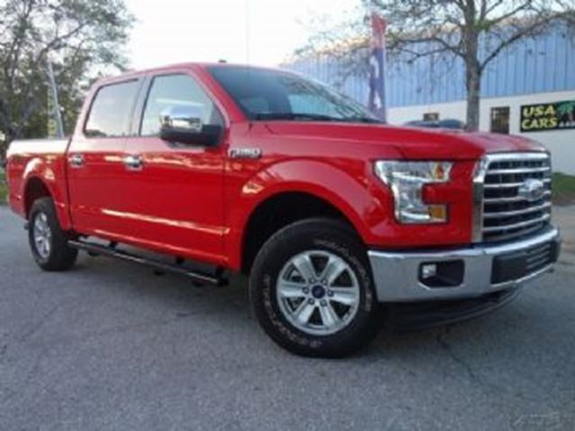 2017 FORD F-150 4WD Super Crew  141 XLT Sport Appearance Package in Mississauga, Ontario
