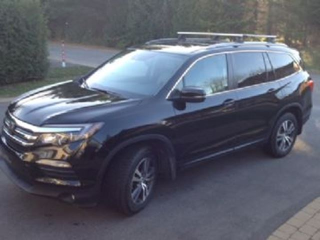 2016 HONDA PILOT EX AWD  8 PASSAGERS TOIT OUVRANT in Mississauga, Ontario