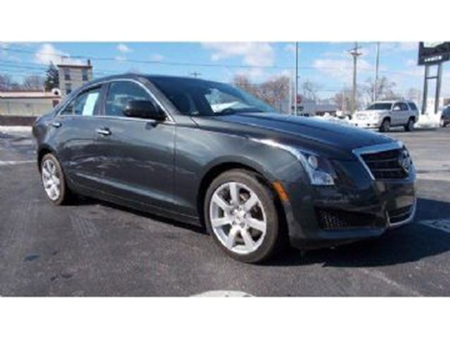 2014 CADILLAC ATS Luxury All Wheel Drive in Mississauga, Ontario